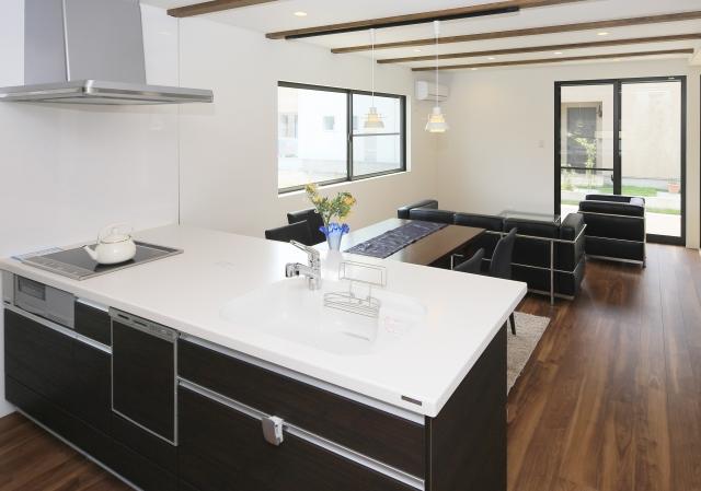 快適で清潔なキッチン
